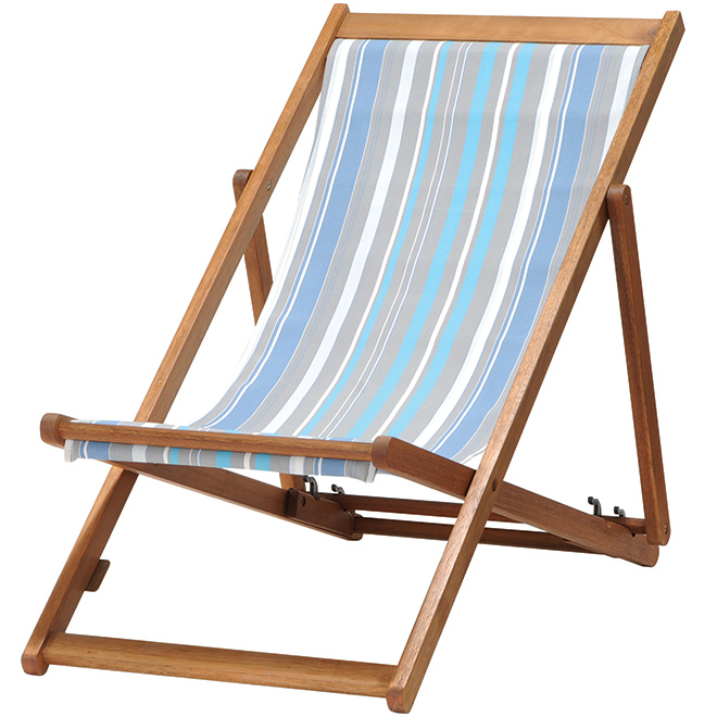 6999 Chaise Pliante Avec Structure En Bois